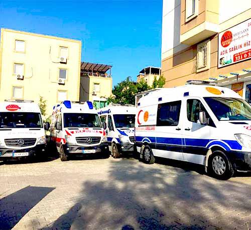 ambulans hizmet