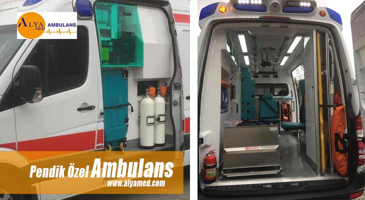 Pendik Özel Ambulans