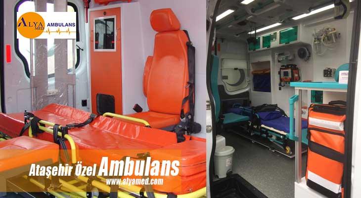 Ataşehir Özel Ambulans