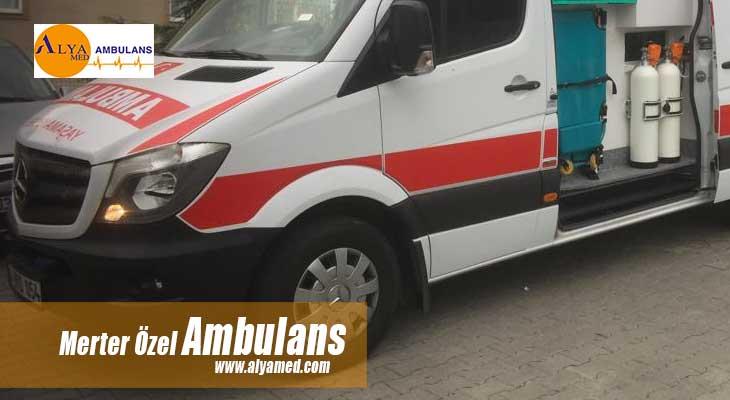 Merter Özel Ambulans