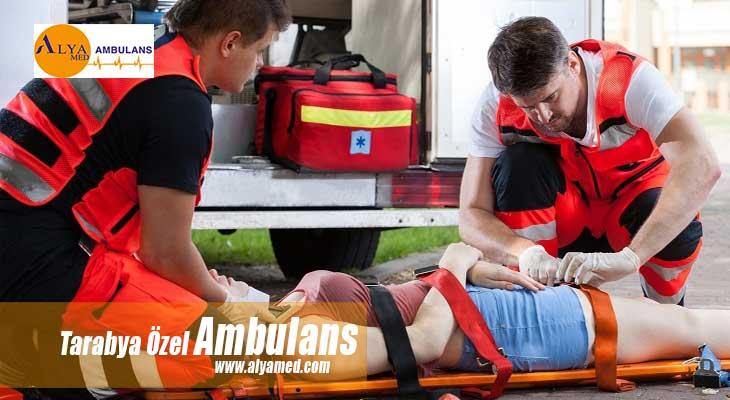 Tarabya Özel Ambulans