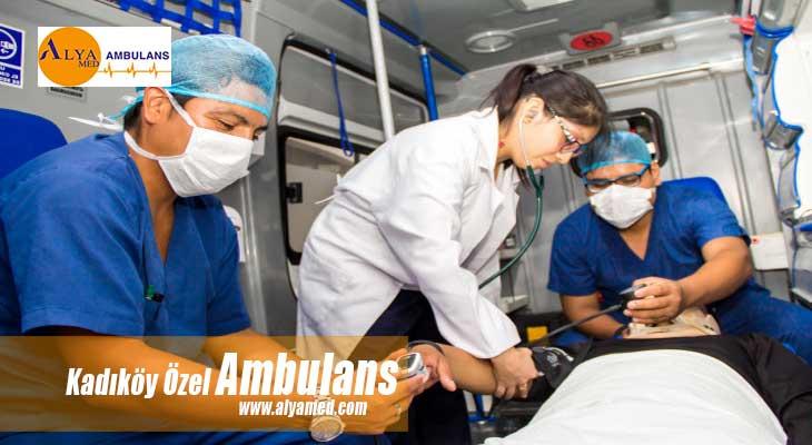 Kadıköy Özel Ambulans