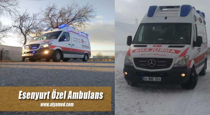 Esenyurt Özel Ambulans