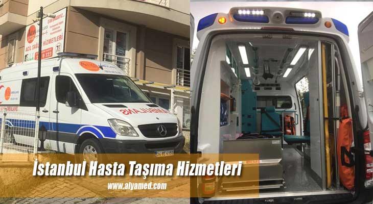 istanbul hasta taşıma hizmetleri