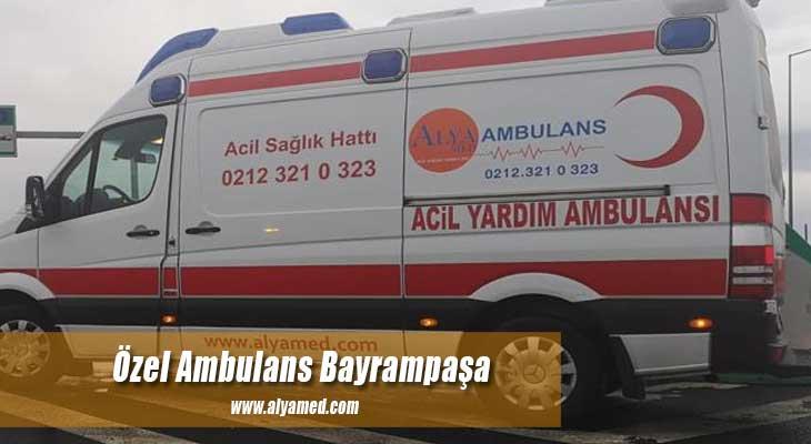 Özel Ambulans Bayrampaşa