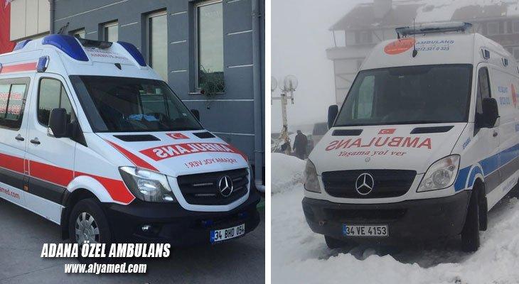 Adana Özel Ambulans