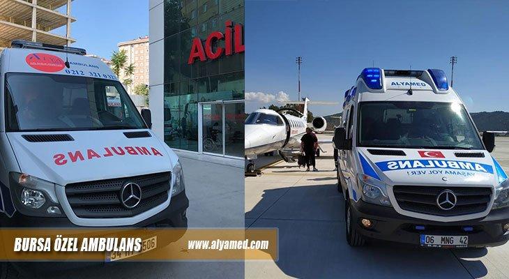 Bursa Özel Ambulans