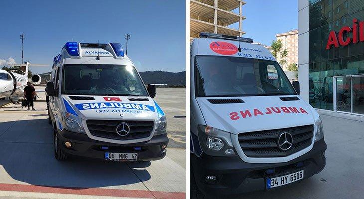 kuşadası ambulans