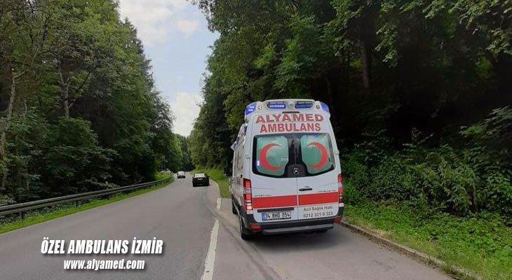 özel ambulans izmir