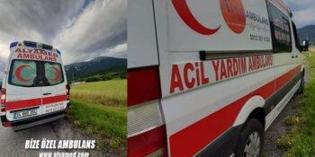 Rize Özel Ambulans