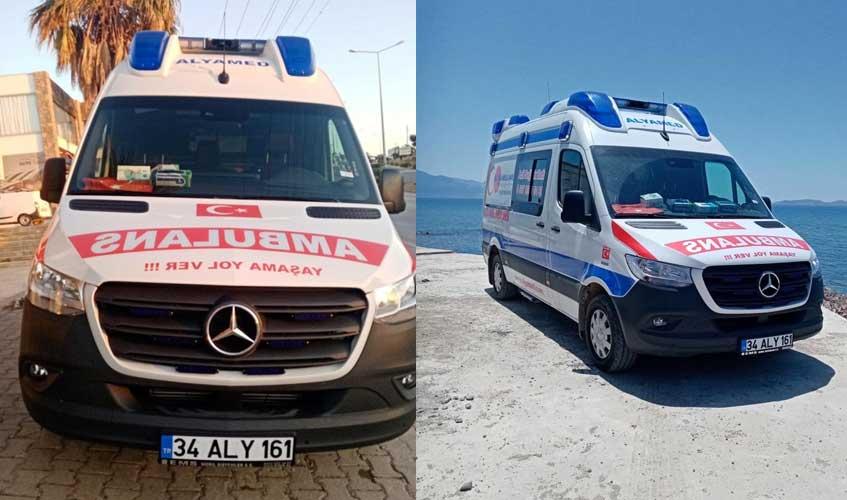 ambulans hizmeti veren firmalar
