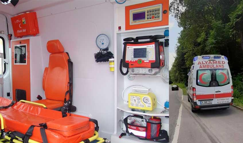 bostancı özel ambulans