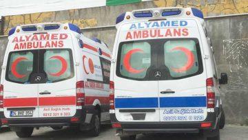 Çekmeköy Özel Ambulans
