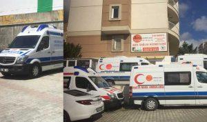 küçükçekmece şehirler arası ambulans