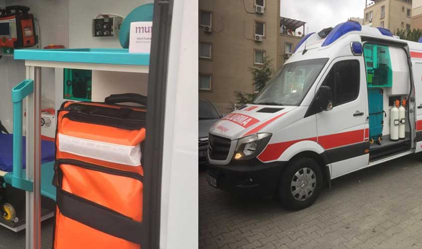 özel ambulans bostancı