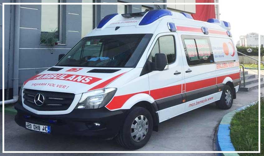 bahçelievler özel ambulans fiyatları