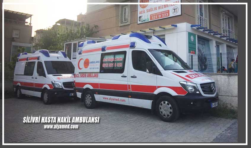 silivri hasta nakil ambulansı